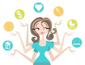 work-life-balance woman